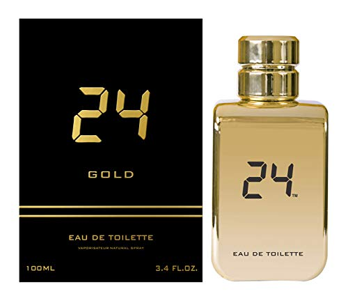 24 Gold The Fragrance Jack Bauer by Scent Story 100 ml Eau de Toilette Spray