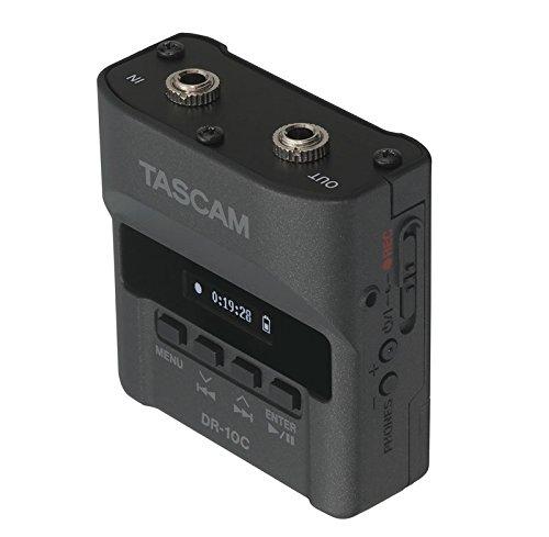 Tascam DR-10CS tragbares Mikrofon