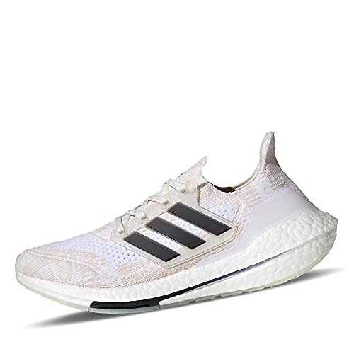 adidas Ultraboost 21 PRIMEBLUE W, Zapatillas para Correr Mujer, Non/Dyed/Core Black/Night Flash, 39 1/3 EU