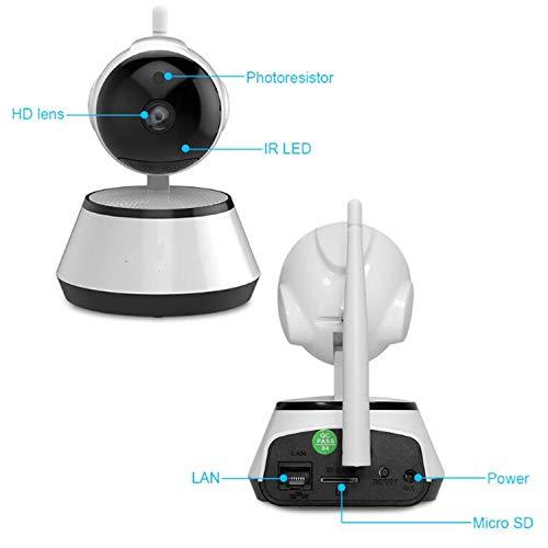 BABIFIS baby-monitor, wifi draadloze monitoring, smart home-camera, OEM-thuisnetwerk-cloud-platform FH2C, bewegingsdetectie en nachtzichtbewaking