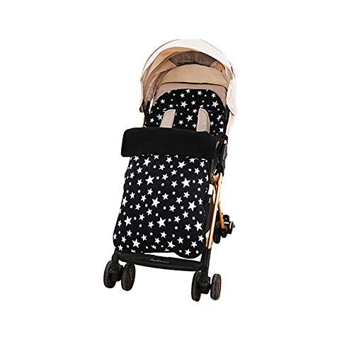 forro c/álido para el cochecito o la silla de paseo Saco para beb/é Wawer