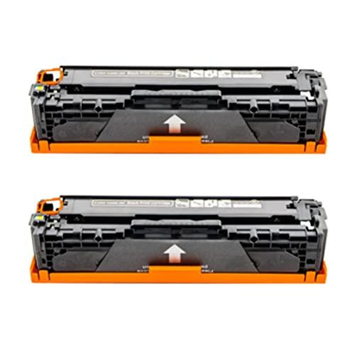 HYYH per Canon CRG-331 Cartuccia di Toner Compatibile Sostituzione per Canon I-Sensys LBP7100CN LBP7110CW MF628CW 623CN MF628CW 623CN MF8280CW MF8230CN per la Stampante a 2-Black