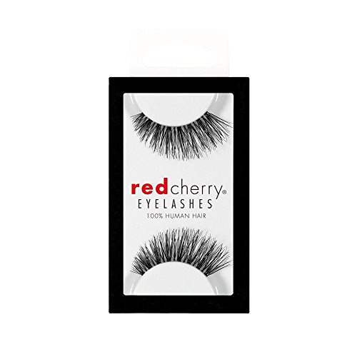 Red Cherry - Falsche Wimpern Stevi Nr. 43 - Echthaar