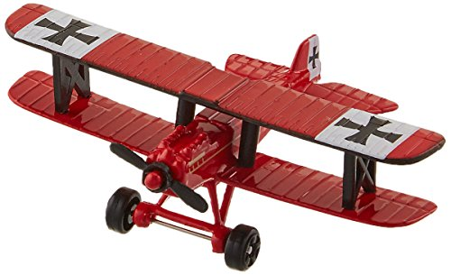 Daron Worldwide Trading Runway24 Se5 Baron Vehicle, Red