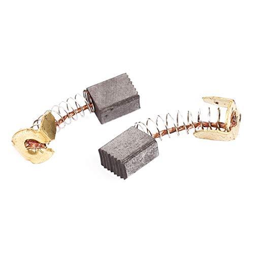 Aexit Paar 9x8x5mm Kohlebürsten-Elektrowerkzeug für elektrische Bohrhammer-Motor (37f41a60fad3b0d8675e657cd2ce768e)