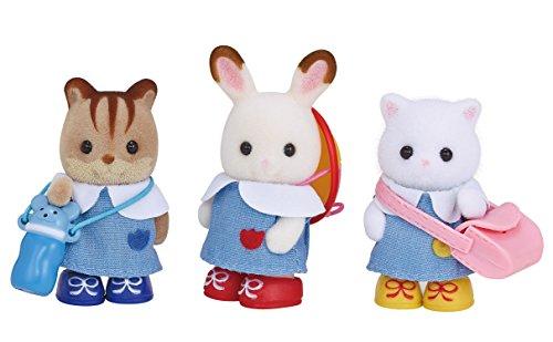 Sylvanian Families- Nursery Friends Mini muñecas y Accesorios, Multicolor...