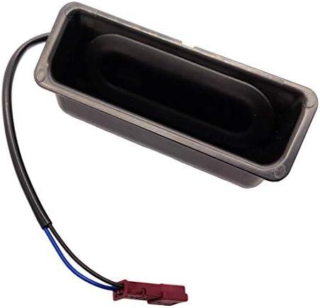 Trunk Lid Lock Push Button for 1997 2007 BMW 5 Series E39 E60 E61 525i 540i M5 51248168035 product image