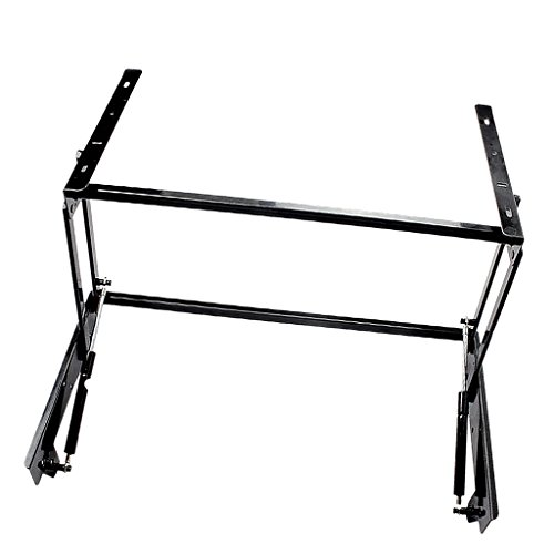 Sharplace Möbelscharnierfeder Lift Up Scharnier DIY Scharnier Mechanismus Scharnierfeder für Hardware Möbel Tisch 344mm