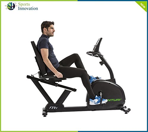 Sports Innovations LTD Tunturi F20-R Recumbent Exercise Bike -...