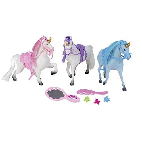 Happy People 43240–Tre unicorni nella stalla
