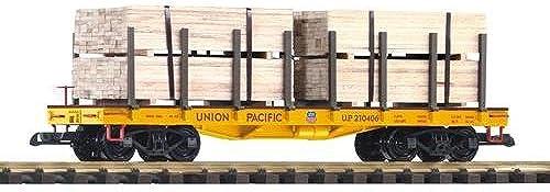 Piko 38757 Flachwagen mit Holzladung Union Pacific