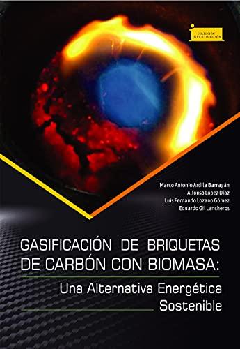 Gasificación de briquetas de carbón con biomasa:: una alternativa energética sostenible (Investigación nº 185)