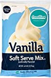 ICE CREAM MIX, SOFT SERVE VANILLA