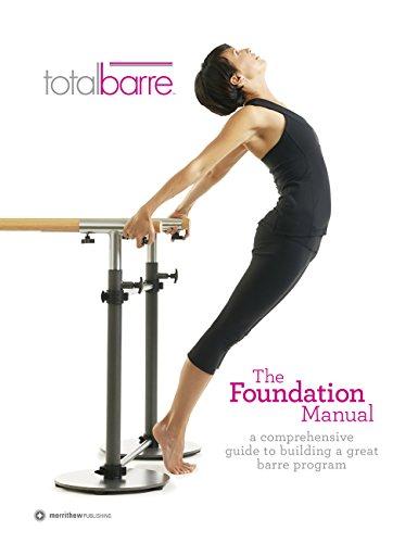 Merrithew Total Barre Foundation Manual