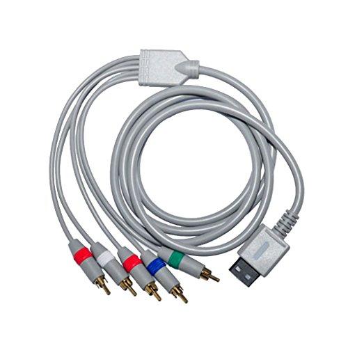 AV Cable de Audio Vídeo de Alta Definición para Nintendo Wii