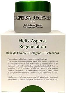 Thermal Teide Helix Aspersa - Crema para regeneración baba de caracol + colágeno + 8 vitaminas 50 ml