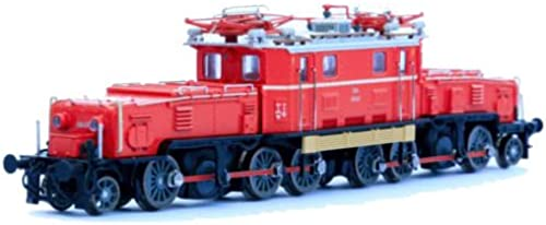 J rndorfer JC62022 E-Lok BR1189.02   Krokodil Orange, Sound