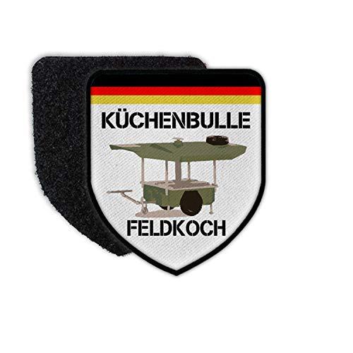 Copytec Patch Küchenbulle Feldkoch Feldküche BW Gulasch-Kanone Reservist #31838