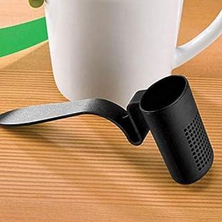 Kitchen Accessories - Infusores de té, 1 unidad, colador de té y café, infusor de té reutilizable, cuchara de té (color: n...