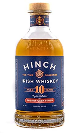 Hinch - Sherry Cask Finish - Irish Blended - 10 year old Whisky