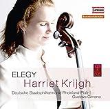 Elegy (Plus Bonus-Dvd) - arriet Krijgh