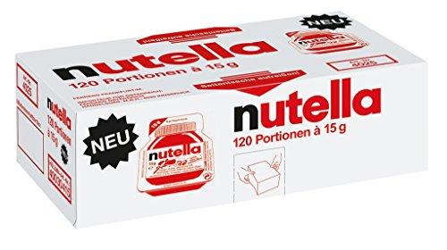 Nutella Portion 120x15g