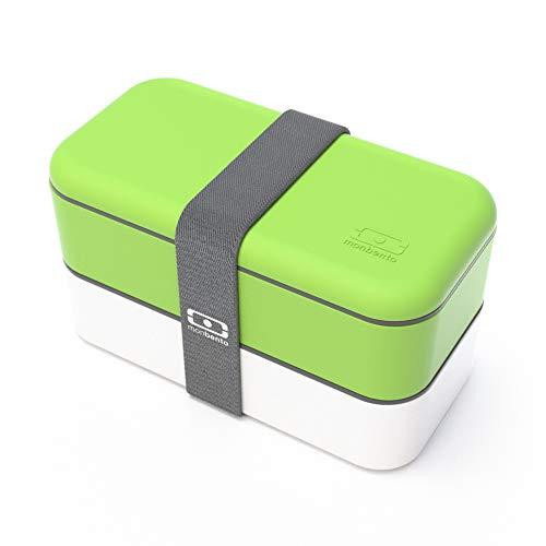 monbento Original - Lunch Boxes (Verde,...