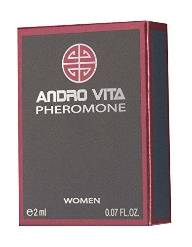 Andro Vita Feromona Perfume para mujer en spray