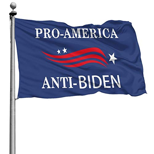 Nogajoe Charlep Pro America, Anti-Biden Flag 4x6 Foot American Us Outdoors Flag-UV Fade Resistant and Vivid Color