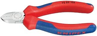KNIPEX 72 02 125 Comfort Grip Diagonal Flush Cutters