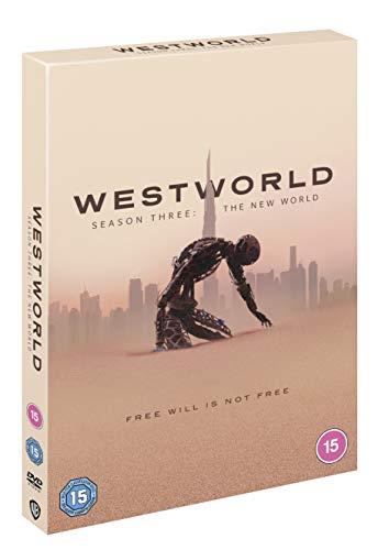 Westworld: Season 3 [DVD] [2020]