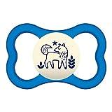 Chupeta Air Night 6+ Meses Azul, Mam, Azul
