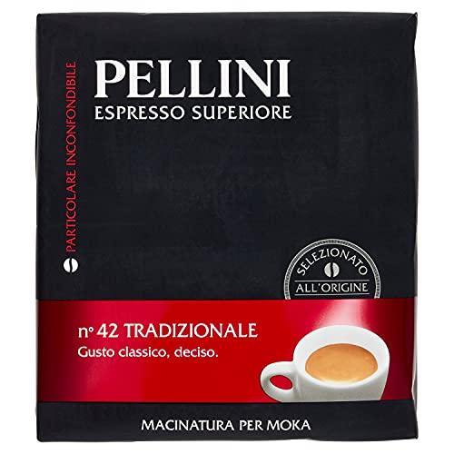 Pellini Espresso Superiore N.42, 2 x 250g