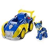 Paw Patrol - 6054192 - Jeu enfant - Véhicule + Figurine Mighty Pups Chase - La Pat'...