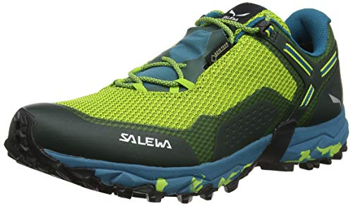Salewa WS Wildfire, Chaussures de trekking et de randonnée Femme, Gris (Magnet/Blue Fog), 36 EU