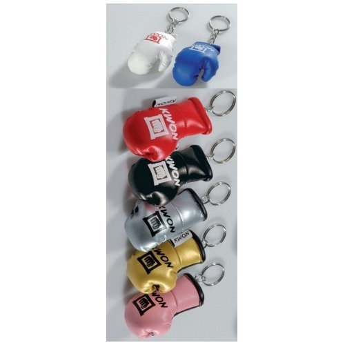 Kwon Schlüsselanhänger Mini Boxhandschuhe, Farbe:pink