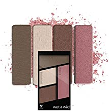 (3 Pack) WET N WILD Color Icon Eyeshadow Quad - Sweet As Candy