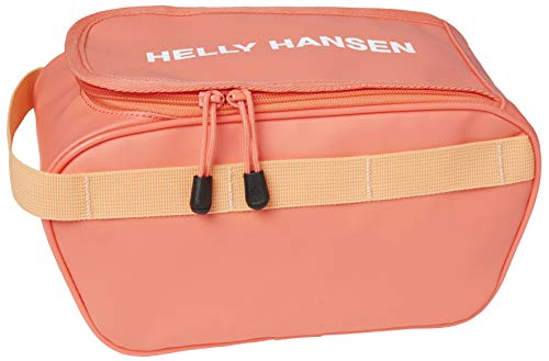 Helly-Hansen Scout Travel Toiletry Wash Bag, 237 Living Coral