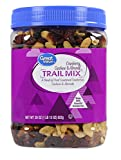 Great Value Cranberry, Cashew & Almond Trail Mix, 29 Oz (Pack of 4)