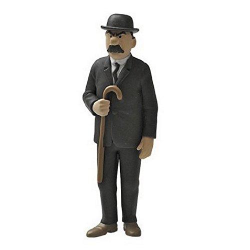 Figura de colección Tintín Hernández con su bastón 6cm Moulinsart 42451 (2010)
