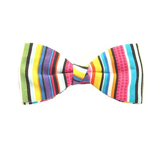 Van Buck England - Nœud papillon - Homme multicolore Multicoloured Taille Unique