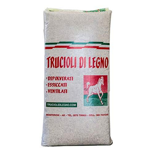Truciolo Misto Faggio e Abete 20kg (Contenuto sparso: Circa 300LT)