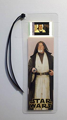 www.filmcellsdirect.com Star Wars – Ben Obi-Wan Kenobi – Film-Lesezeichen
