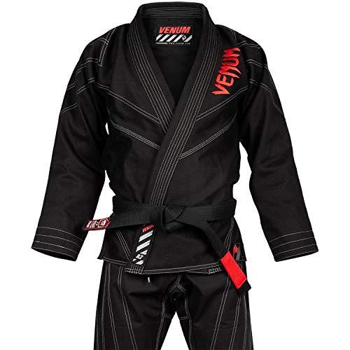 Venum Power 2.0 Kimono De Jiu Jitsu Brasileño  Bjj Gi, Unisex adulto, Negro, A5