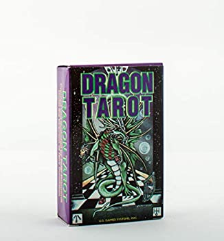 Dragon Tarot Deck  78-Card Deck