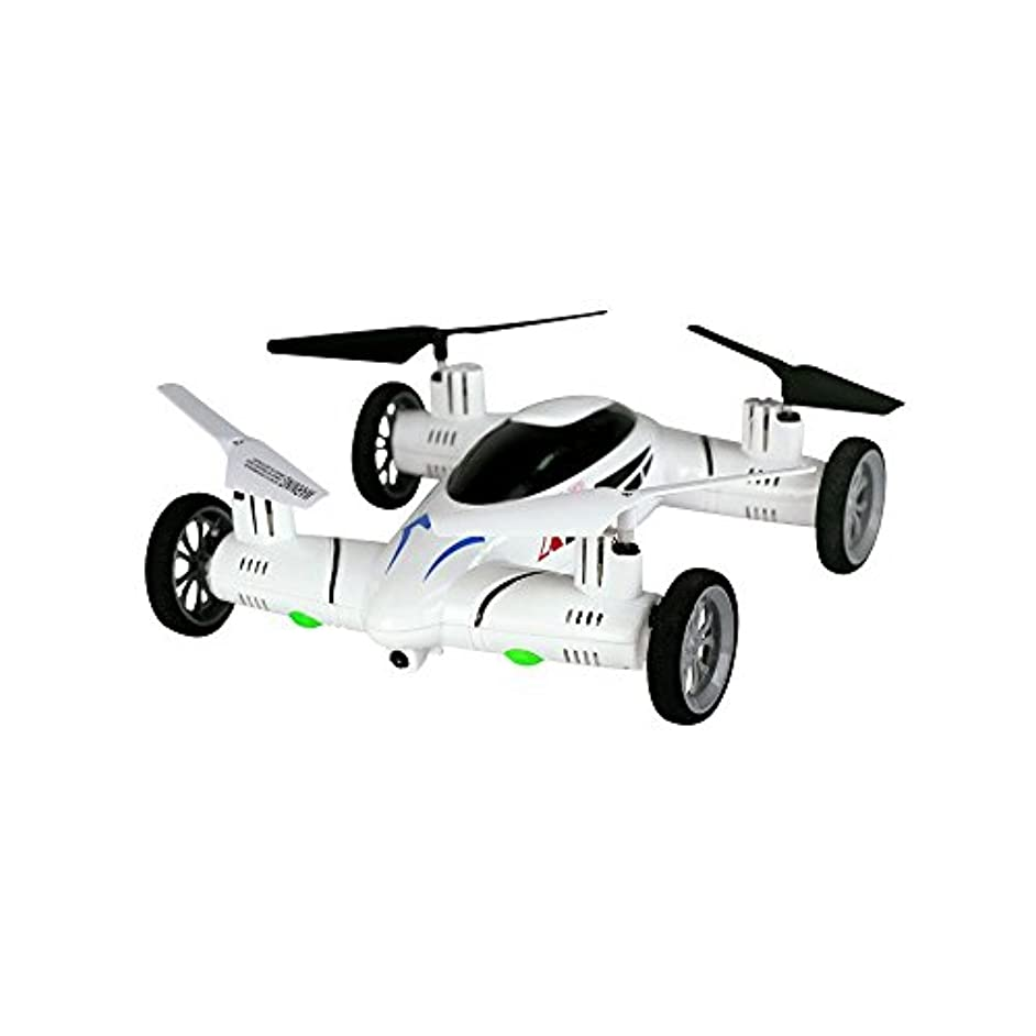 Taotuo Flying Quadcopter Car Remote Control Car and Quadcopter Drone