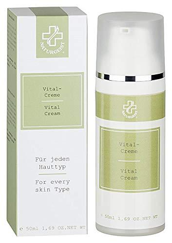 Hagina Vital-Creme 50ml, ein Komplex aus Ginseng, Propolis & Gelee Royale für normale bis trockene Haut