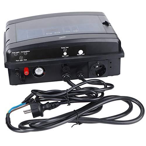 Máquina de Cloro Salino, Clorador Salino Profesional para Piscina, Equipo de Tratamiento de Agua, Generador de Cloro Electrolítico de Alta Calidad,(European regulations)