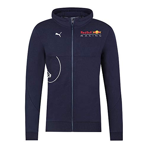 PUMA Red Bull Racing Apex Sudadera con Capucha, Hombres Medium - Original Merchandise