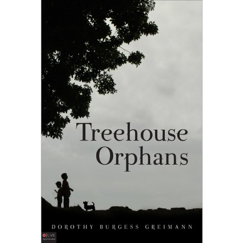 Treehouse Orphans audiobook cover art